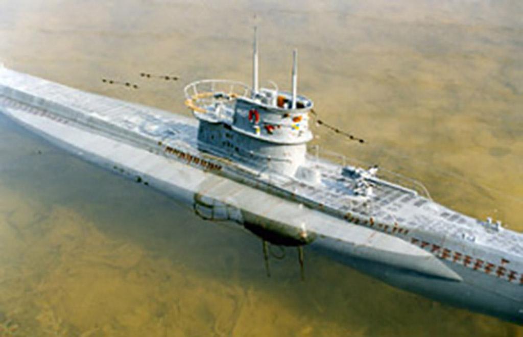 V11 C Submarine